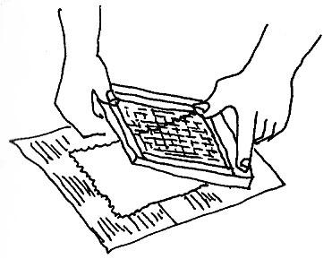 Paper from Vegetable Fiber