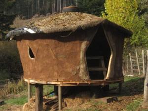 basket yurt