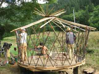 For a Hand-Made Education: Build your own Sustainable Shelter, & More