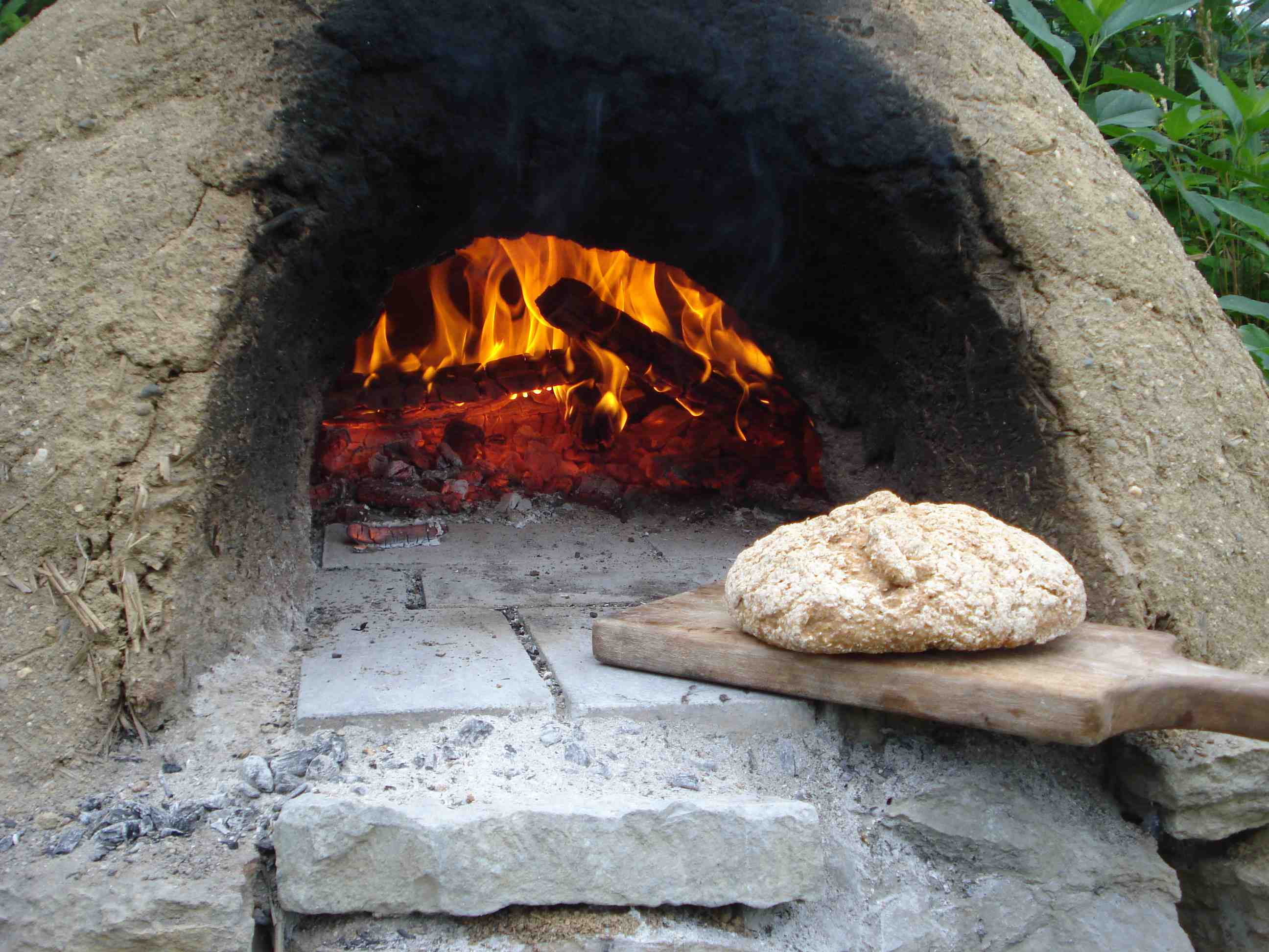 wood fired ovens cob ovens earth ovens brick ovensâ u20ac how to