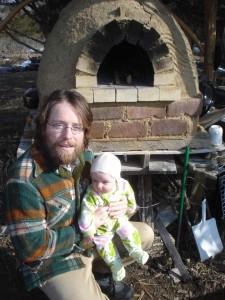 Ian, Iantha, oven