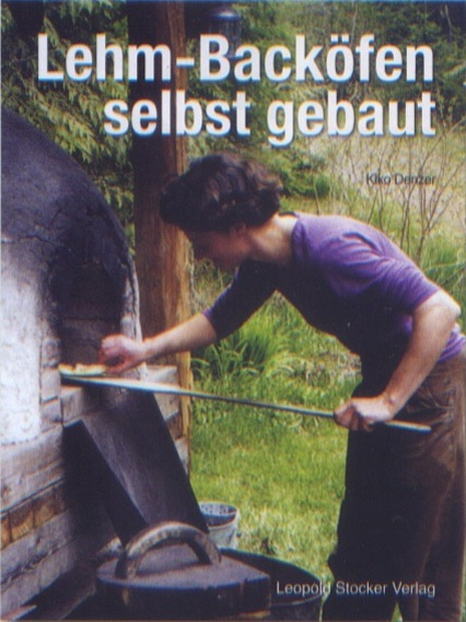 Ovens, builders, a new (oven) book for German readers