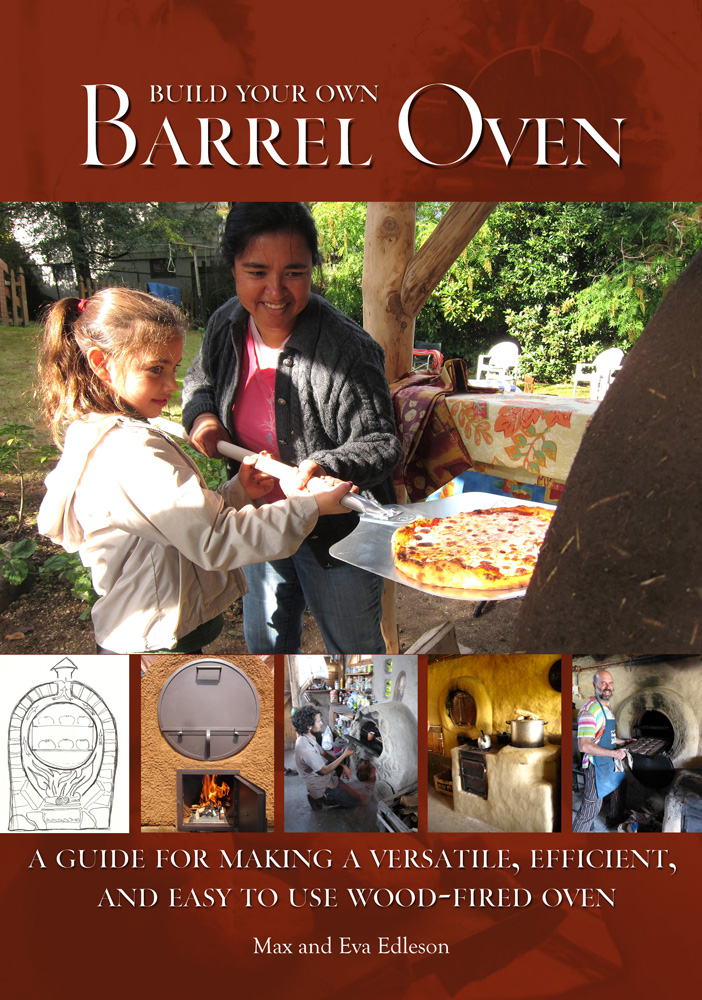 Build Your Own Barrel Oven Book!