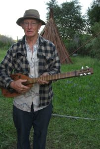 Ray Jacobs makes beautiful instruments