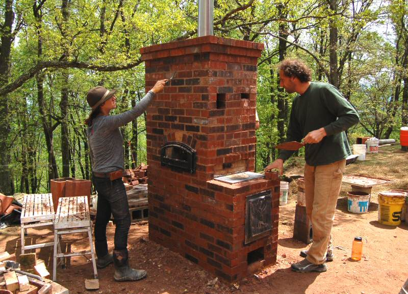Improving woodstove efficiency: Rocket Stoves & Masonry Heaters