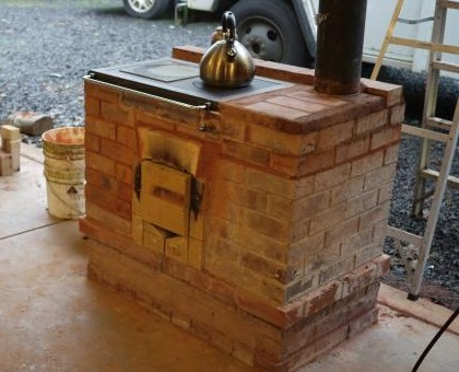 The Cabin Stove 2.0